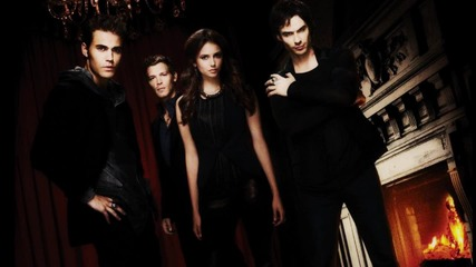Превод! The Vampire Diaries s03x13 - Jack Savoretti - Hate And Love