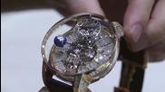Да държиш в ръце изкуство за 1 милион: Jacob & Co. Astronomia Tourbillon Baguette
