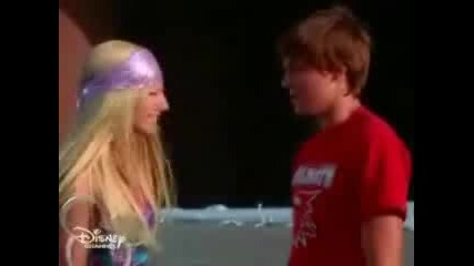 High School Musical 2 (french) Part 9