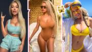 Тежки критики към Тита! Снимка на певицата по бански предизвика гняв, хейтърите я нападнаха