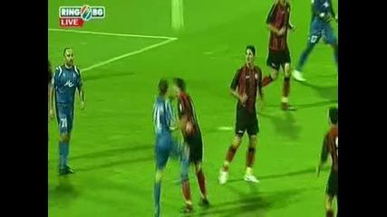 Левски - Локомотив София 1:2