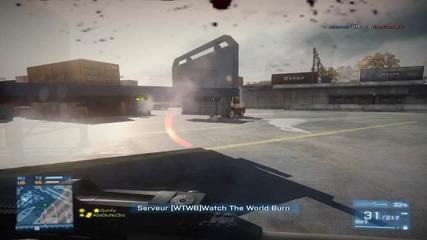 Battlefield 3 Aug A3 демонстрация