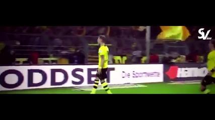 Marco Reus 2014 - Borussia Dortmund - Skills & Goals Hd