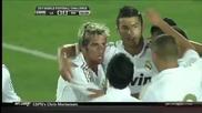 Кристиано Роналдо избухна със страхотен гол срещу отбора на Бекъм