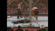 Jeff Hardy Срещу Umaga (cage Match) Част 2