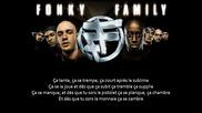 Fonky Family - La Guerre