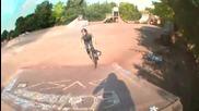 Страхотни умения на bmx колело