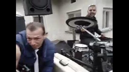 Съни бенд 2013 - абдай на живо в Кирчево