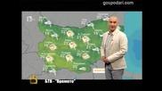 Емо Чолаков и неговата депресираща прогноза за времето