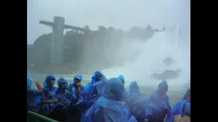 Ниагарският Водопад 3