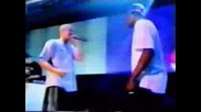 Eminem Ft. Dre - Guilty Conscience (live)