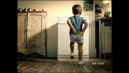 Реклама - Сушилня Brandt