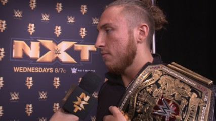 Why Pete Dunne holds the edge over Ricochet in tonight's Champion vs. Champion Match: WWE.com Exclusive, Sept. 19, 2018