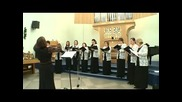 Коледен концерт - Камерен хор Св. Йоан Златоуст - ч.1