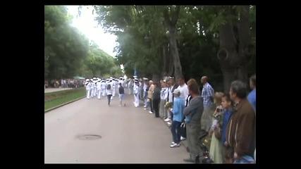 Общоградско поклонение за деня на Ботев - Варна - 02.06.2013 година