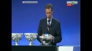 Жребия за Шампионска Лига 2009/2010