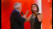 Laura Pausini amp Charles Aznavour - Vivement