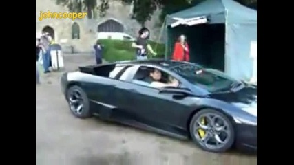 Куките се Кефят на Lamborghini Murcielago