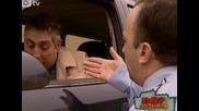 Егаси Костов спира пиян шофьор - Пълна лудница