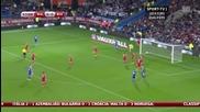 Уелс 0:0 Босна и Херцеговина ( квалификация за Европейско първенство 2016 ) ( 10/10/2014 )