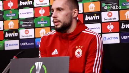 Турицов разкри допълнителна мотивация срещу Зоря