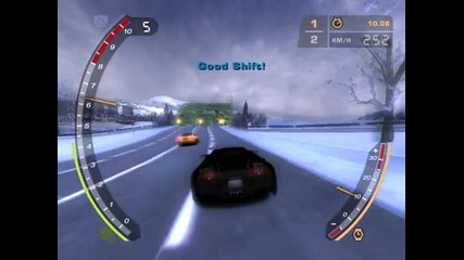 Need For Speed Most Wanted - Drag Race