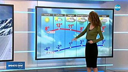 Прогноза за времето (24.01.2020 - обедна емисия)