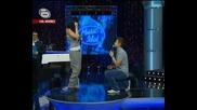 Music Idol 3 - Дарко Илиевски Предлага Брак на Анелия !!!