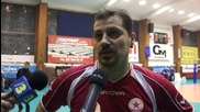 Ники Иванов: Най-доброто ще е в плейофите, имаме сили