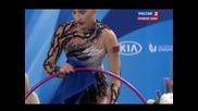 2015 Универсиада - Ритмично гимнастика Обрачи