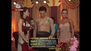 Dancing Stars - Орлин и Яна Акимова с джайв за три десетки 10.11