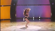 So You Think You Can Dance (season 8 Week 2) - Missy Solo - Jazz