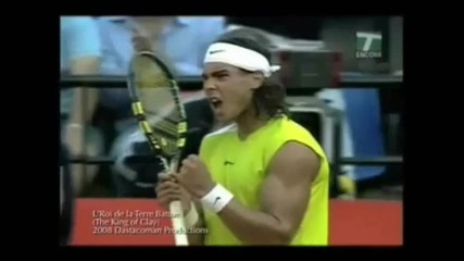 Roger Federer Magic Presents __ Dastacoman's _the King of Clay_ Mv