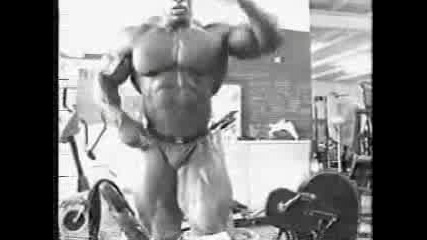Mr.olimpya Ronnie Coleman