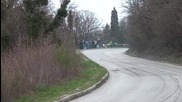 Планинско варна 2013 - Lancer Evo Ix се завърта