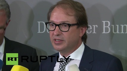 Germany: Flight recorder proves co-pilot brought Germanwings plane down - transport minister