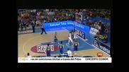 """""""Реал"""" победи """"Барселона"""" и поведе с 2:1 във финала на баскетболното първенство на Испания"""