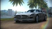 Mercedes-benz Sls Amg Реклама 2011 Hd -