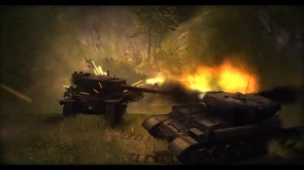 World of Tanks Open Beta Launched for Europe and North America