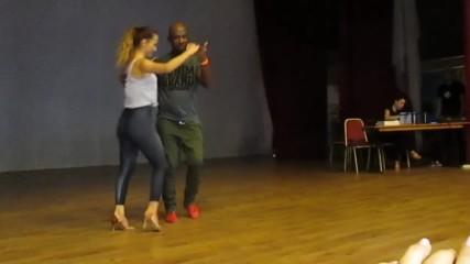 Workshop 7 - Sean Babatunde - Salsa on 2