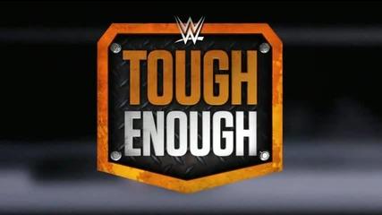 Wwe Tough Enough 2015 еп 2
