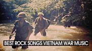 Best Rock Songs Vietnam War Music - Greatest Rock N Roll Of 50s 60s 70s Playlist