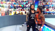 Paul Heyman narrates the history of Roman Reigns & Jey Uso: SmackDown, Sept. 18, 2020