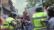 Venezuela: Man dies amid clashes as jailed opposition leader awaits verdict in Caracas