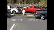 Toyota Tundra Vs Dodge Ram 1500
