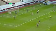 Астън Вила - Манчестър Юнайтед 1:0 /първо полувреме/