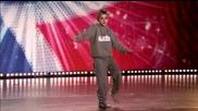 Момчето което покори журито !!! Tord - 10 годишният танцува !