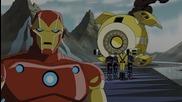 Отмъстителите: Най-великите супер герои С01 Е06 Бг Аудио