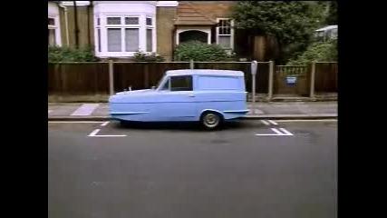 Mr. Bean - komedia