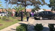 USA: Police cordon off area following deadly shooting in Tennessee